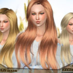 wingssims' WINGS HAIR SIMS4 EITTO822 F