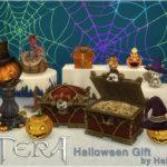 Helen-sims: TS4 Halloween Gift (TERA)