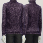 S4 _Turtleneck Sweater M_Pattern (15 Color): Naver blog