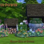 Khany Sims – Plants and flowers sims 4 – 4 sims dand flowers plants