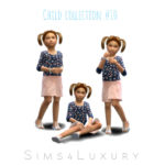 Child collection #10 – Sims4Luxury