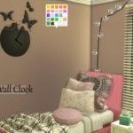 Enure Sims, sxatteredmess: enuresims: Butterfly Wall…