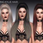 Sintiklia – Hair s44 King Kylie HQ texture 24… | Sintiklia Sims