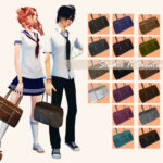 Karzalee School bag (S4CC)