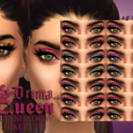 Primrose Smith | DRAMA QUEEN EYESHADOW PALETTE by Primrose…