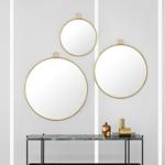 minc's sims4 — Gubi Randaccio Circular wall mirror 3 files -…