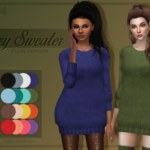✩ Trillyke ✩ | Cozy Sweaters & Thigh-High Socks Autumn is here!…