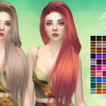 Aveira's Sims 4, Stealthic's Eden – Retexture 70 Colors + 20…