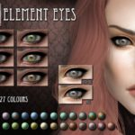 RemusSirion's Element Eyes