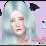Zauma's Yume – Bat Headband