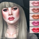 Pralinesims' Apple Gel Lip Gloss N83