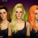 JAKEASims' JAKEA – H007 – ETERNITY (Female Hair)