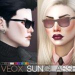 Pralinesims' Veox Sunglasses