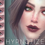 Screaming Mustard's [ Hypnotize ] – Eye Mask