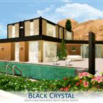 Lhonna's Black Crystal