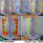 "Shower ""Flowers"""