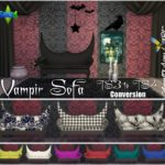 TS3 to TS4 Conversion – Vampir Sofa