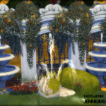 Jennisims: Downloads sims 4:Arches Base Game Object Recolors Faby&Jenni