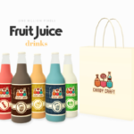 Fruit Juice Drinks Set (The Sims 4) – One Billion Pixels
