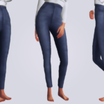 elliesimple | [Elliesimple] – High Waisted Skinny Jeans by…