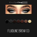 Fluidline Brow 03 by MAC (Enabled for HQ) **… – Cosimetics