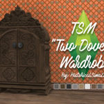 "History Lover's Simblr , TSM to TS4: ""Two Doves"" – Wardrobe I've been…"