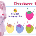 ★ Strawberry Bag ★ ★☆★☆Download☆★☆ – A-LuckyDay