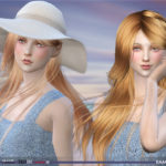 wingssims' WINGS SIMS4HAIR TEO101 F