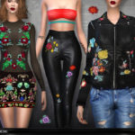 MissFortune's MFS EMB Collection – Clothing