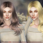wingssims' WINGS HAIR SIMS4 TOF1015 F