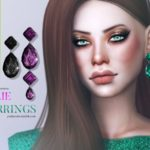 Pralinesims' Jolie Earrings