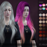 Leah Lillith's LeahLillith Stargirl Hair