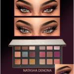 NATASHA DENONA STAR EYESHADOW | Hallow-Sims