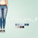 crazycupcake skinny jeans