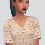 Sims Yup ? Weepingsimmer Blossom Hair Recolor