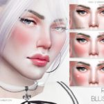 Pralinesims' Rose Blusher N29