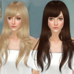Cazy's Autumn Breeze – Female Hairstyle