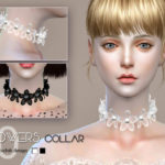S-Club LL ts4 flowers collar 10