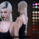 Leah Lillith's LeahLillith Slow Mo Hair