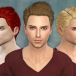 Cazy's DeAngelo – Conversion Hairstyle