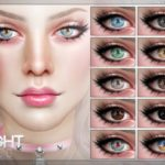 Pralinesims' Light Eyes N108