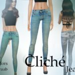 taraab's Clich� Jeans – Spa Day needed