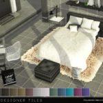 Pralinesims' VEOX Designer Tiles