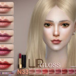 S-Club WM thesims4 Lipstick 33