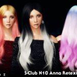 amoz.'s Amoz [Sclub Anna n10] Retexture – Mesh Needed