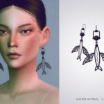 SLYD's Hieronymus Earrings