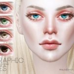 Pralinesims' Seraphic Eyes N106