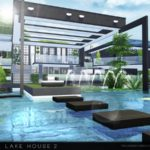 Pralinesims' Black Lake House 2