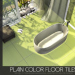 Rirann's Plain Color Tiles Set