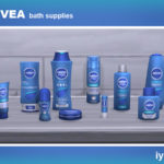 soloriya's SIVEA Bath Supplies